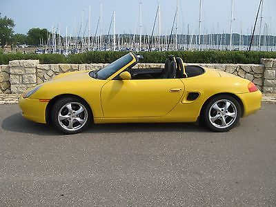 2002 Porsche Boxster 2002 Porsche Boxster Convertible 5 Speed and 72K Miles Needs Clutch Work