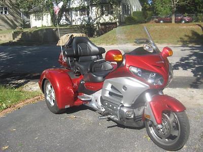 2012 Honda Gold Wing  Honda GoldWing  Trike  CobraXL