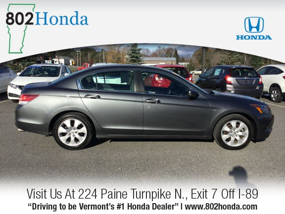 2010 Honda Accord 2.4 EX
