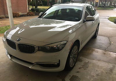 2014 BMW 3-Series 328i xDrive 2014 BMW 3 Series Gran Turismo, White with 38200 Miles available now!