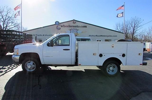 2009 Chevrolet K3500 Utility Truck - Service Truck