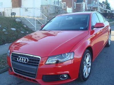 2011 Audi A4  2011 Audi A4 Quattro AWD Premium Plus Clean Car S4 Wheels Low Mileage 65K