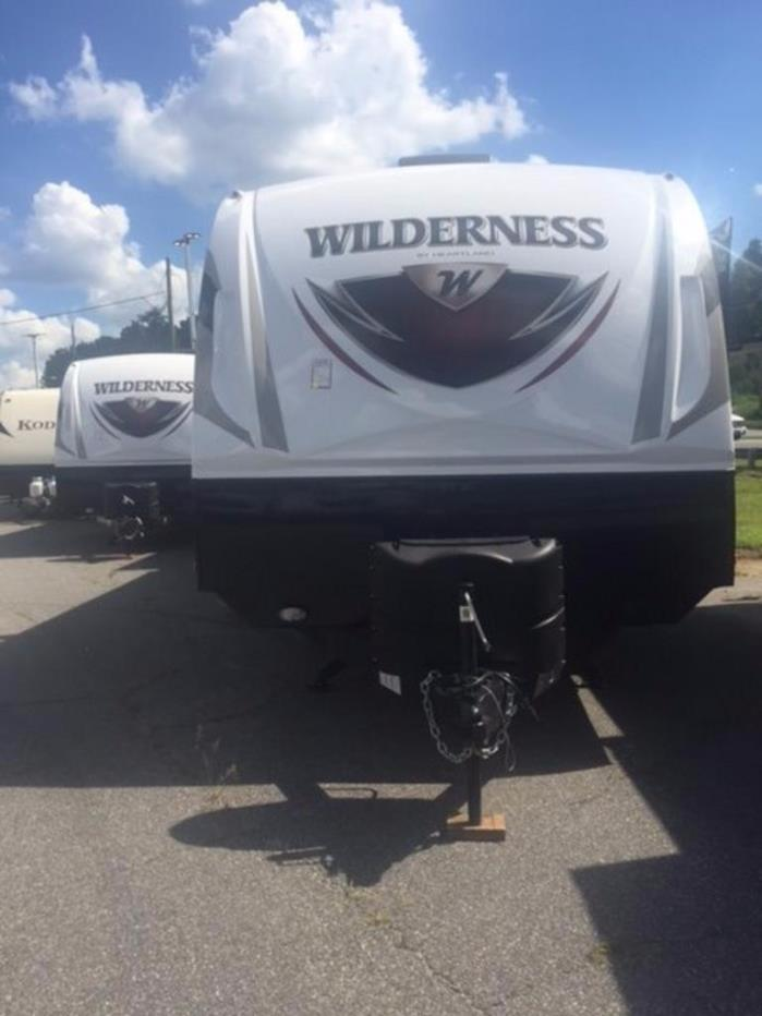2017 Heartland Wilderness 3175RE