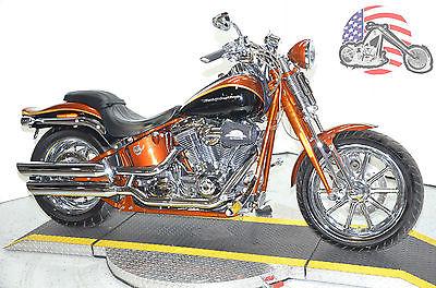 2008 Harley-Davidson Softail  2008 CVO 110