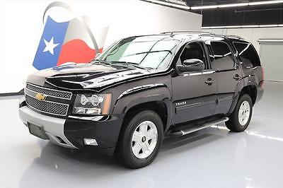 2012 Chevrolet Tahoe LT Sport Utility 4-Door 2012 CHEVY TAHOE LT Z71 7PASS HTD SEATS SUNROOF NAV 82K #276674 Texas Direct
