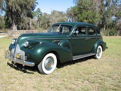 1939 Buick Roadmaster Nice 1939 Buick Roadmaster
