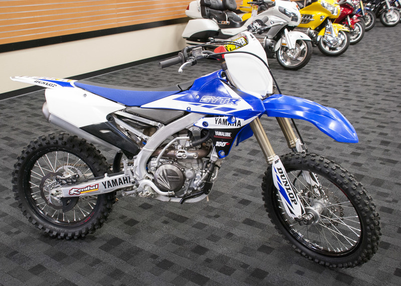 Yamaha yz450f gytr exhaust motorcycles for sale for Yamaha yz450f for sale