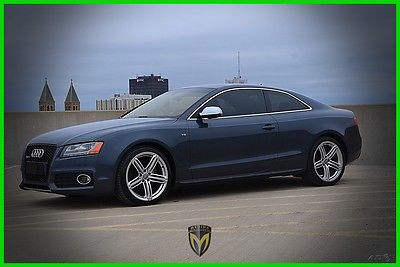 2011 Audi S5 4.2 Premium Plus 2011 S5 MANUAL TRANSMISSION NEW CLUTCH PRESTIGE PACKAGE