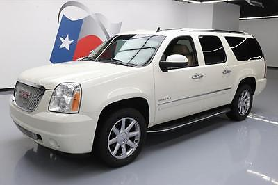 2012 GMC Yukon Denali Sport Utility 4-Door 2012 GMC YUKON DENALI XL LEATHER SUNROOF NAV DVD 64K MI #326874 Texas Direct