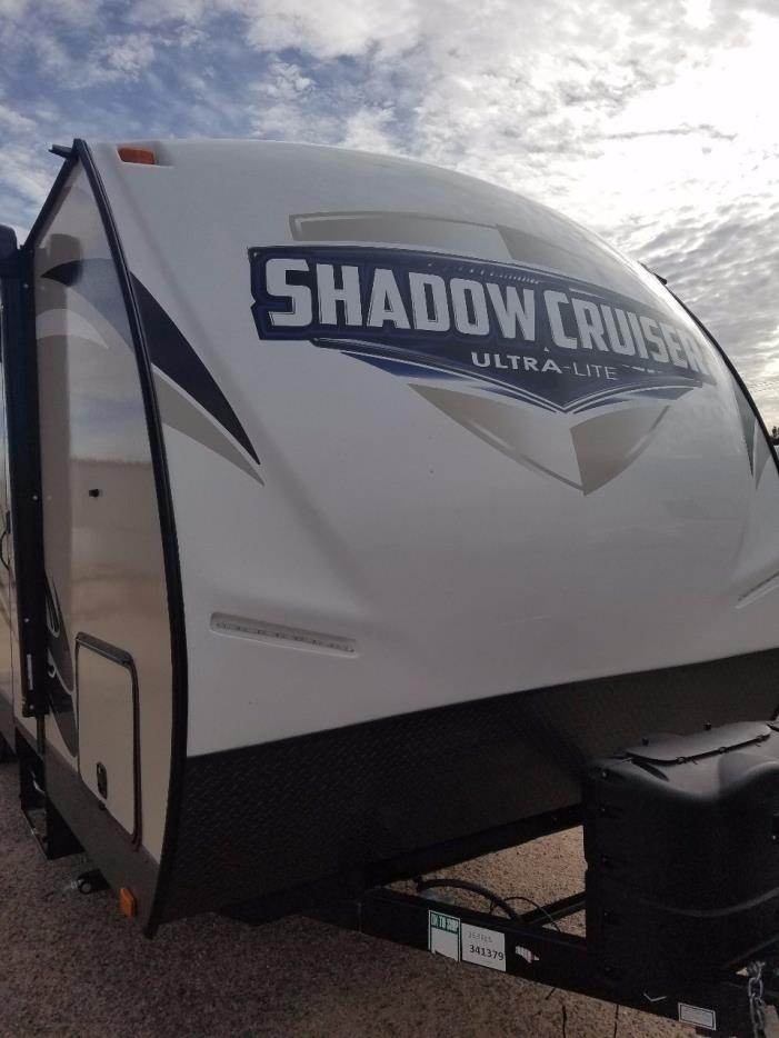2017 Cruiser Rv SHADOW CRUISER 263RLS