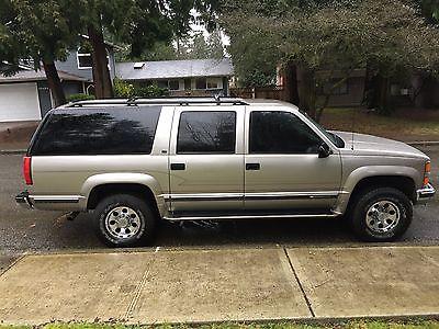 1999 Chevrolet Suburban Diesel Suburban