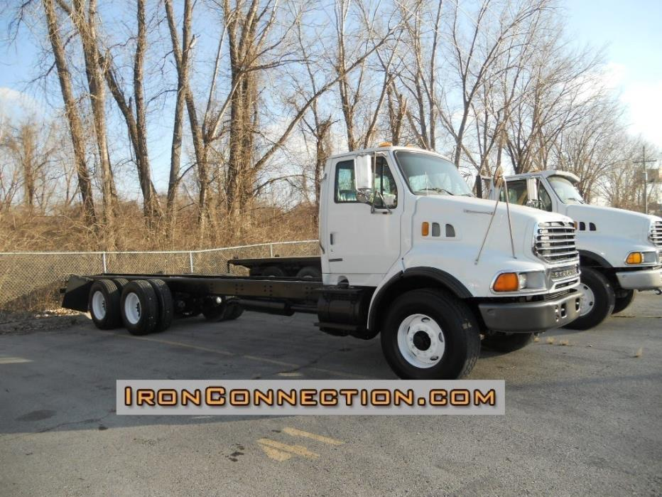 2004 Sterling Lt9500 Cab Chassis