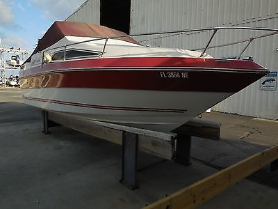 1986 Sea Ray 6.3 Seville 21' Cuddy Cabin