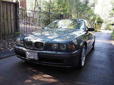 2003 BMW 5-Series 2003 BMW 540I