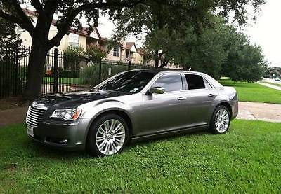 2011 Chrysler 300 Series 300C 2011 Chrysler 300, Gray with 90000 Miles available now!