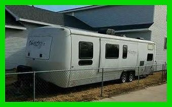 2012 Keystone Vantage 32QBS 32' Travel Trailer Slide Out Quad Bunk Beds NEBRASKA