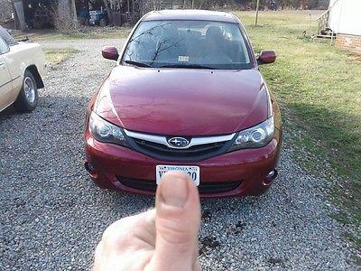 2011 Subaru Impreza 2011 subaru impreza 90,000 miles