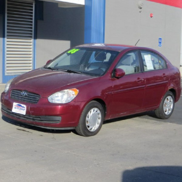 2008 Hyundai Accent 4dr Sdn Auto GLS GUARANTEED APPROVAL