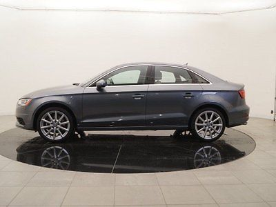 2016 Audi A3 2.0 TFSI Premium Plus quattro 2016 Audi A3, Gray with 5188 Miles available now!, 1