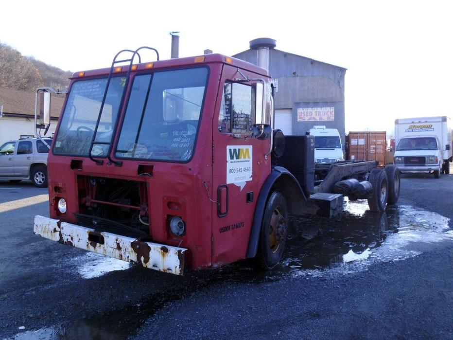 2007 Mack Le613 Cab Chassis