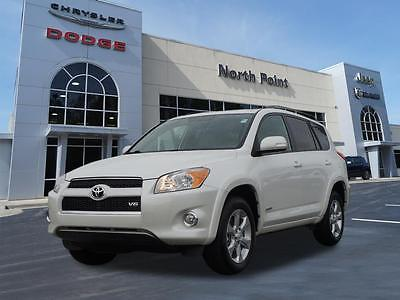 2011 Toyota RAV4 Limited Blizzard Pearl Toyota RAV4 with 41,059 Miles available now!