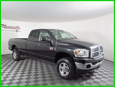 2009 Dodge Ram 3500 Big Horn 4WD Cummins Turbo Diesel Quad Cab Truck 85664 Miles 2009 Dodge Ram Big Horn 3500 4WD Quad Cab LB Truck EASY FINANCING