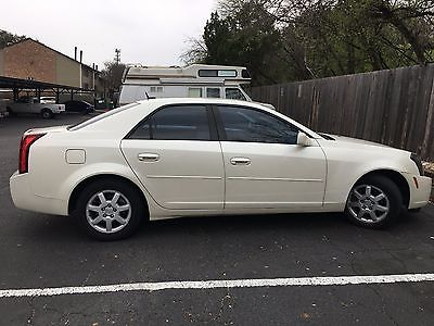 2005 Cadillac CTS cadillac cts base 4 door sedan 2.8 L, 0