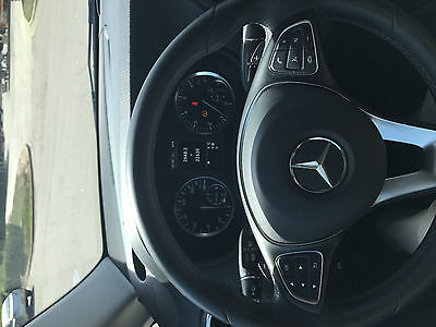 2016 Mercedes-Benz Sprinter Metris 2016 Mercedes Benz Metris Black on Black Leather, Navigation,