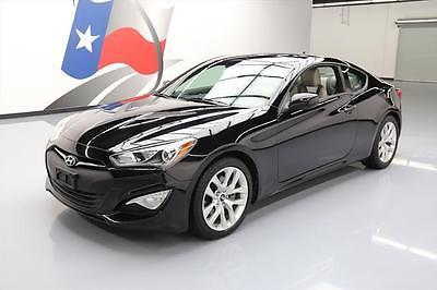 2014 Hyundai Genesis  2014 HYUNDAI GENESIS COUPE PREM AUTO SUNROOF NAV 49K  #115007 Texas Direct Auto