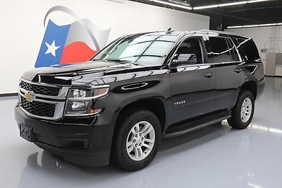 2016 Chevrolet Tahoe LT Sport Utility 4-Door 2016 CHEVY TAHOE LT 8-PASS HTD LEATHER NAV REAR CAM 34K #226344 Texas Direct