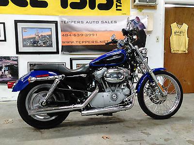 2008 Harley-Davidson Sportster 2008 Harley Davidson Sportster 883C Custom Clean Title New Bike Trade-In 1200
