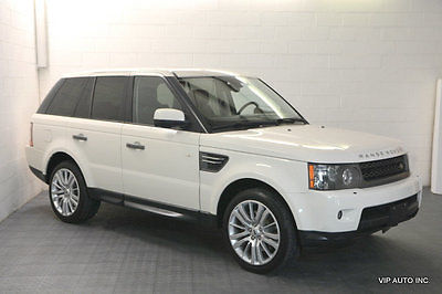 2010 Land Rover Range Rover Sport 4WD 4dr HSE LUX 2010 Range Rover Sport HSE Luxury Rear Entertainment 20