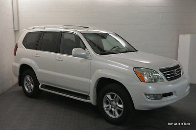 2005 Lexus GX 4dr SUV 4WD Lexus GX470 4x4 Mark Levinson Sound Rear Entertainment Rearview Camera