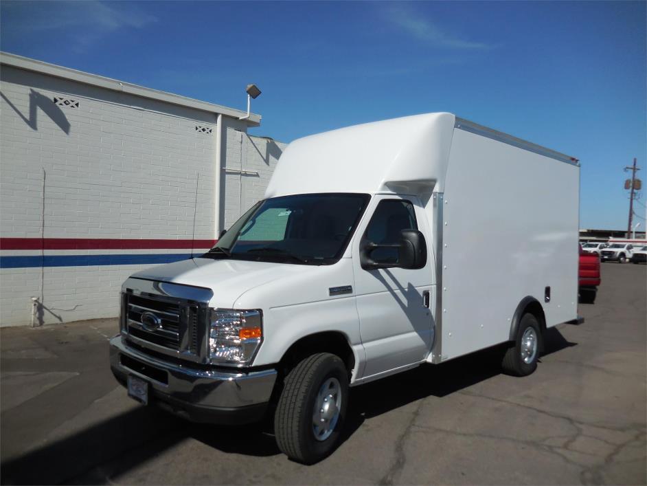 2017 Ford E350  Cargo Van