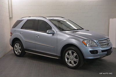 2007 Mercedes-Benz M-Class ML350 4MATIC 4dr 3.5L ML350 4Matic Appearance Package Heated Seats Power Liftgate