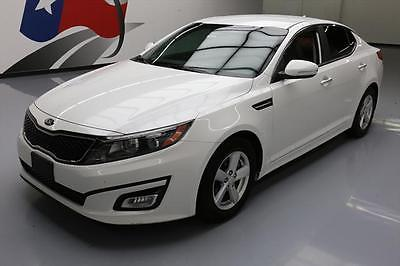 2014 Kia Optima LX Sedan 4-Door 2014 KIA OPTIMA LX AUTO CRUISE CTRL ALLOY WHEELS 56K MI #454023 Texas Direct