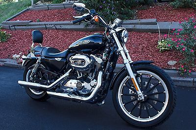 2011 Harley-Davidson Sportster  2011 Harley Davidson 1200 Low - Only 5,000 miles Showroom Condition