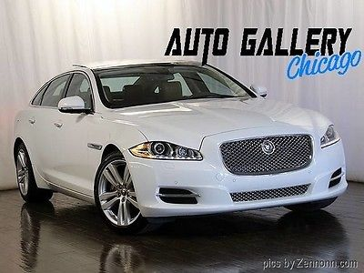 2013 Jaguar XJ L Portfolio Sedan 4-Door XJ L Portfolio,One Owner,Nav,AWD,
