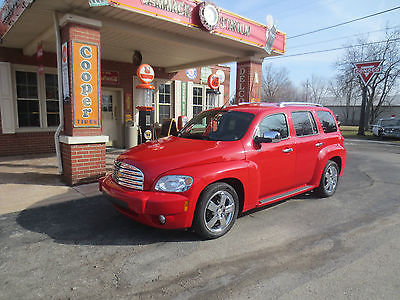 2011 Chevrolet HHR LT Wagon 4-Door 2011 Chevrolet HHR LT, Loaded, 2.4 Liter 172 HP, 57,500 Miles! Hot RED