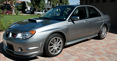 2007 Subaru WRX STI 2007 Subaru WRX STI LIMITED (the first collectable STI...)