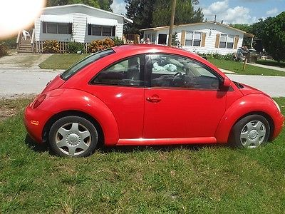 1998 Volkswagen Beetle-New 1998 Volkswagon Bettle