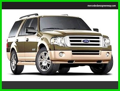 2008 Ford Expedition XLT 2008 XLT Used 5.4L V8 24V Automatic Rear Wheel Drive SUV