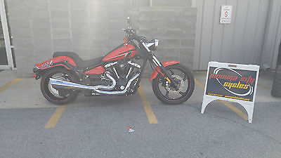 2014 Yamaha Raider  ***BEST DEAL ON EBAY!!!*** NEW 2014 YAMAHA RAIDER 113 ci 1900cc 113