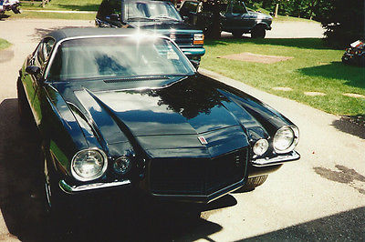 1973 Chevrolet Camaro Z28 - R/S - Split Bumper 1973 Z28 Camaro R/S - Split Bumper