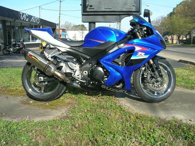 2007 Suzuki GSXR1000