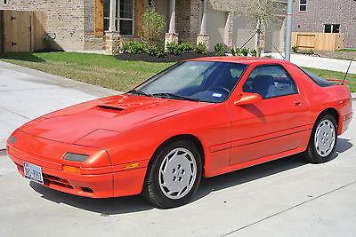 1987 Mazda RX-7  1987 Mazda RX7 TURBO2
