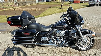 2010 Harley-Davidson Touring  2010 ULTRA CLASSIC HARLEY