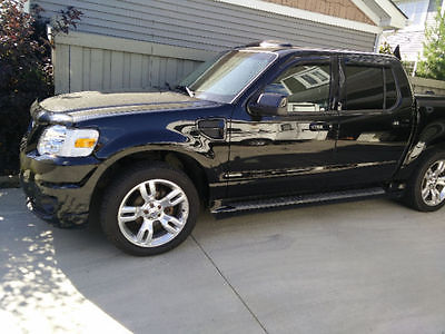 2008 Ford Explorer Sport Trac Adrenalin 2008 Ford Explorer Sport Trac Adrenalin / Adrenaline Truck