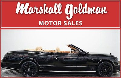 2007 Bentley Other Base Convertible 2-Door 2007 Bentley Azure drophead coupe Beluga with Saddle leather 19,600 miles