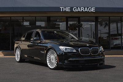 2012 BMW 7-Series ALPINA B7 LWB '12 BMW AlpinaB7,500HP,21